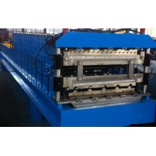 Best quality Low price for Aluminum Double Layer Roll Forming Machine high quality double layer roof sheet machine export to United States Manufacturers