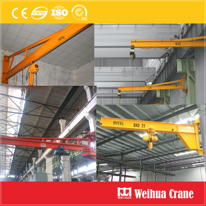 Fixed Wall Crane