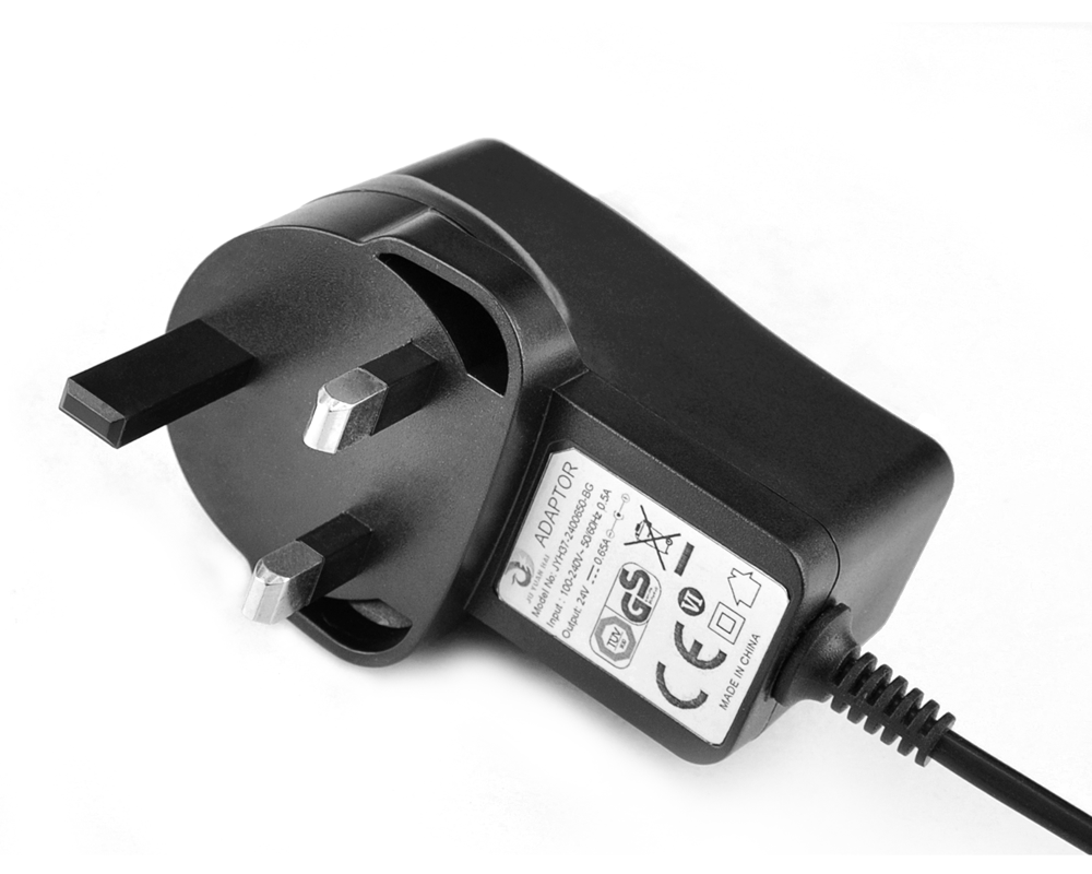 Uk Plug Wall Adaptor 30v 500ma 0 5a Power Supply Adapter With Ce Gs
