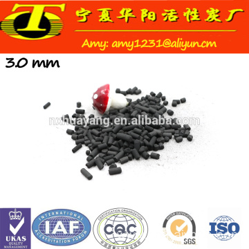 900 iodine value activated carbon black