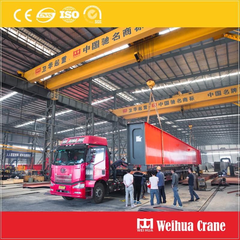 Bridge Girder Loading On Truck