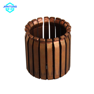 custom made Copper Sheet Metal Pressing Parts