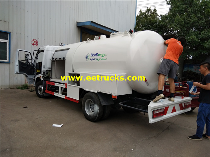 Propane Dispenser Trucks