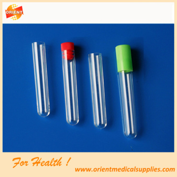 China supplier OEM for Glass Test Tube Disposable Laboratory Plastic Test Tube supply to Greenland Manufacturers