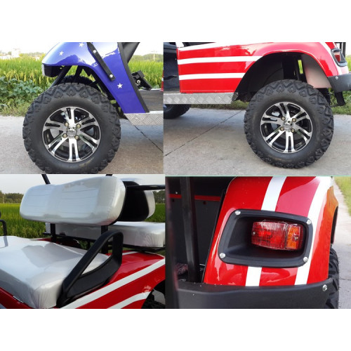 cheap used electric golf carts with good prices for sale