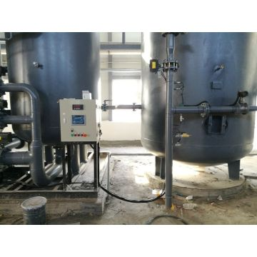 Competitive Nitrogen Generating Machine