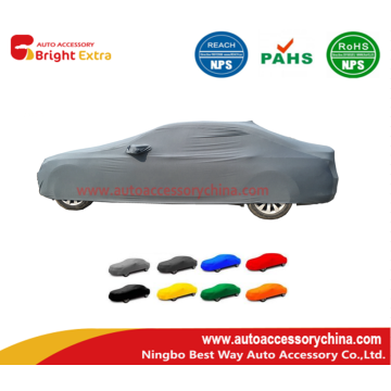 Best-Selling for China Polyester Silver Car Covers,Nylon Car Cover,Car Covers Weather Protection,Sun Car Cover,Covers For Vehicles Manufacturer Soft Breathable Stretch Indoor Car Cover supply to Guinea-Bissau Manufacturer