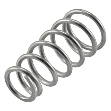 bending service custom stainless steel spring