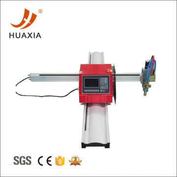 Metal CNC portable plasma and gas cutting machine