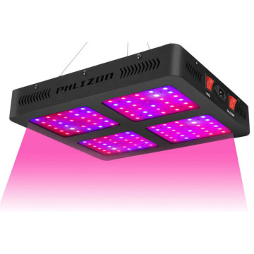Новае прыбыццё Full Spectrum Вэг / Bloom LED Grow Light