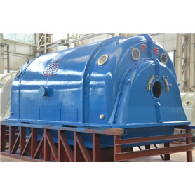 30MW Steam Turbine Generator