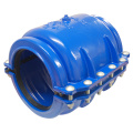 Wide range encapsulation collars