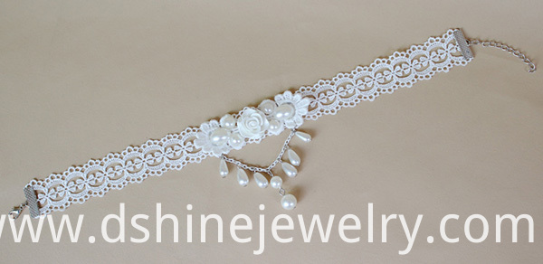 choker wedding necklaces