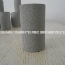 Supply for Sintered Metal Filter Sintered Metal Powder Filter Element supply to China Macau Factories