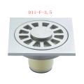 Stainless Bath Drain D04
