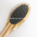 Massage Bamboo Handle Dog Grooming Brush