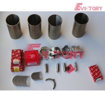 TOYOTA 5K rebuild overhaul kit gasket bearing piston