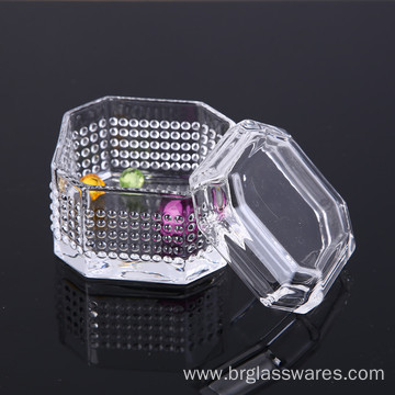 Wholesale PriceList for Black Jewelry Box Hot Selling Unique Design Crystal Glass Jewel Box supply to United Kingdom Manufacturers