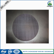 Food Grade Sintered Filter Disc Strainer