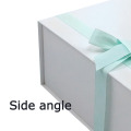 Ribbon Creative Folding Clothing Paper Box