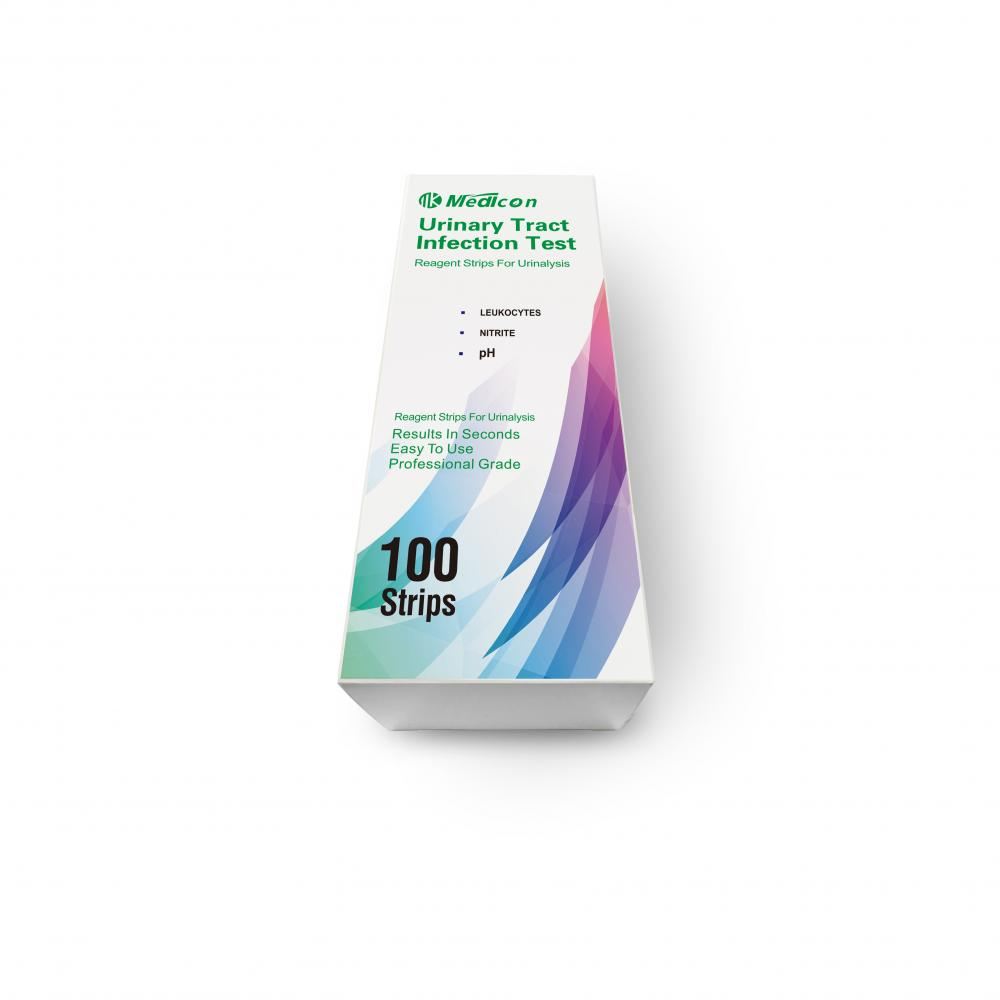 fda vacuum seal UTI urine test strip