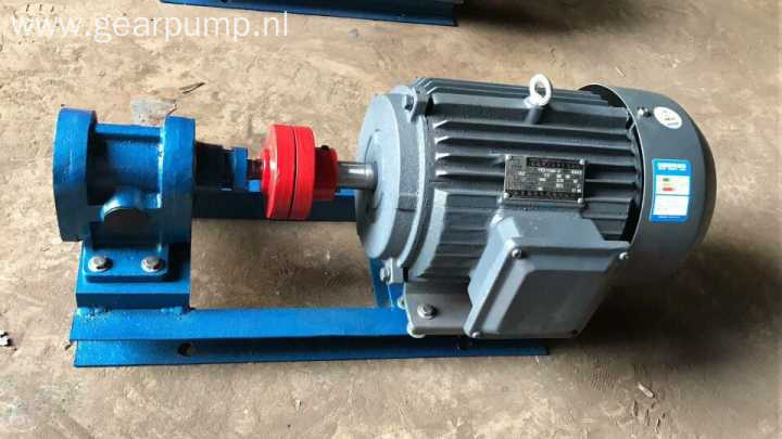 2CY small Lubricating vegetable oil gear pump