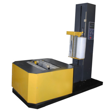 P800 small paper roll stretch wrapping machine