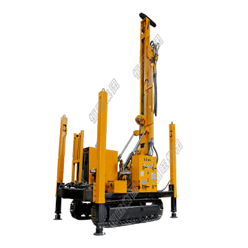 300 meters Mud Air Drilling Rig
