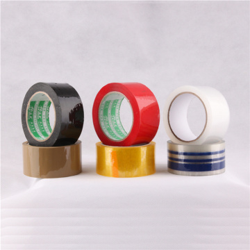 Logo Tape Packing Tape Low Noise Stamping