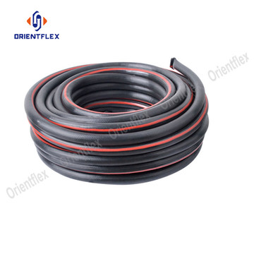 Light heat resistant air conveying gas pipe orange