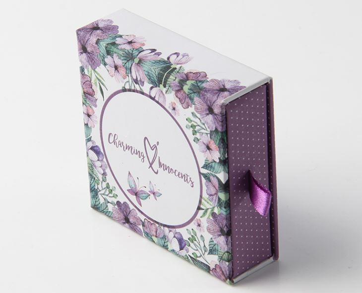 Luxury Drawer Box For Jewelry Packaging
