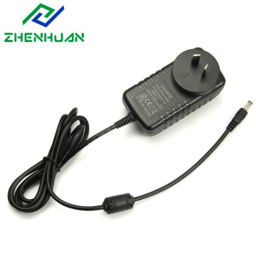 AU Klinge 240V 9V3A Massagesessel AC Adapter