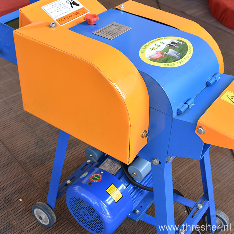Kenya Chaff Cutter / Straw Chopper Machine