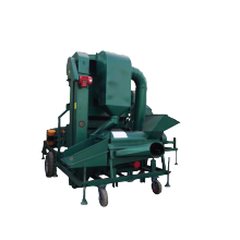 Screen cleaner machine with Maize thresher