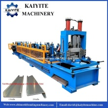 Automatic Fast Interchange Type CZ Purlin Machine