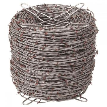 Galvanized 4 Point Barbed Wire
