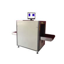 portable x-ray baggage scanner