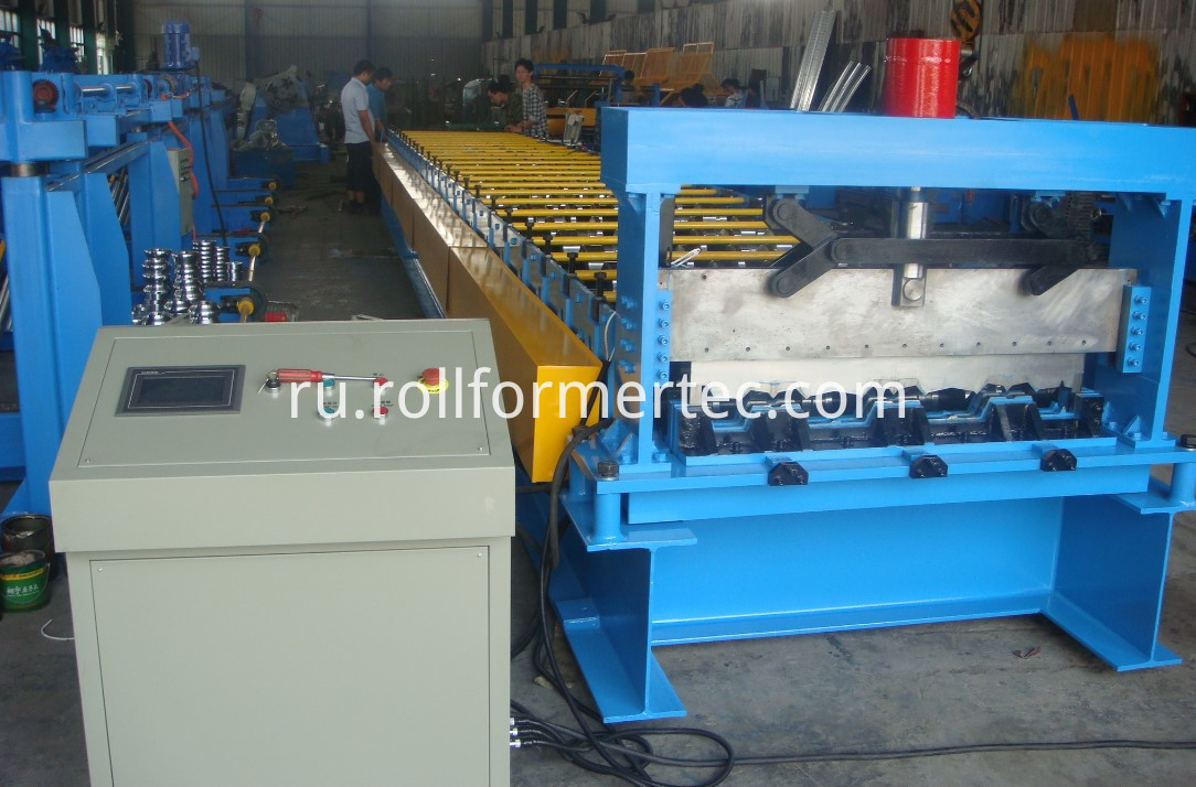 floor decking rollformers