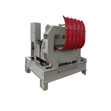 Hydraulic Metal Panel Roofing Arch Machine