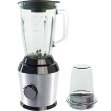 Cheap PriceList for Blender With Glass Jar Power stainless steel food processor blender for smoothies supply to South Korea Factory