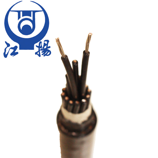 150/250V PVC insulated shipboard control cable