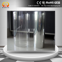 Transparent UV coating PET film 0.125mm