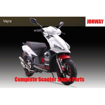 Jonway Vajra Complete Scooter Spare Parts Original Spare Parts