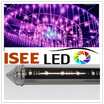 Excellent quality for Dmx 3D Led Tube Light Fireworks DMX 3D Tube rgb celling club export to Japan Exporter