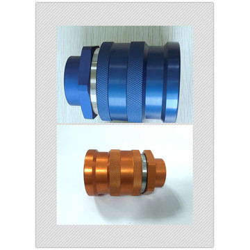 Blue FF0B Female ISO16028 Quick Coupling