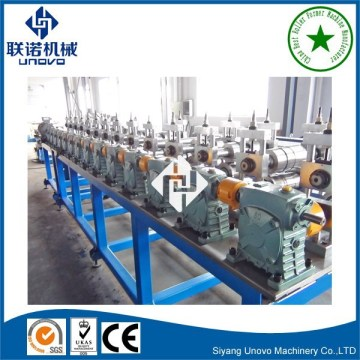 Lip Channel Section Roll Forming Machine
