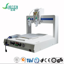 Good Quality Cnc Router price for Visual Dispensing Machine SMT Desktop glue dispensing machine/glue dispenser supply to Italy Supplier
