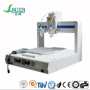 SMT Desktop glue dispensing machine/glue dispenser
