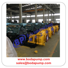 Short Lead Time for for High Capacity Gravel Dredge Pump,Portable Dredge Pump, Gravel Pump,