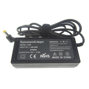 19V 3.16A 60W laptop adapter for Lenovo